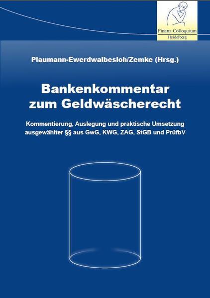 Bankenkommentar zum Geldwäscherecht - Coverbild