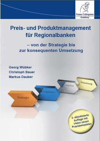 Preis- und Produktmanagement für Regionalbanken - Coverbild