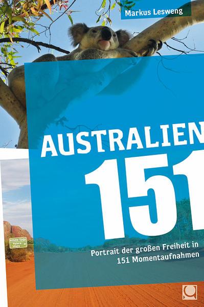 Australien 151 - Coverbild