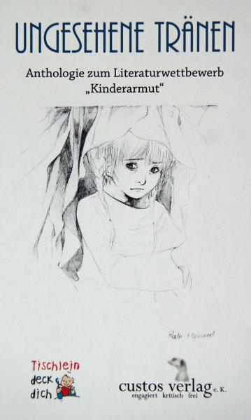 Ungesehene Tränen - Coverbild