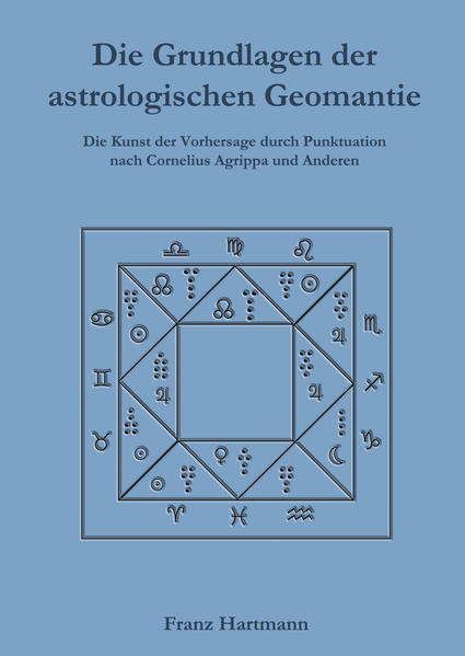 Die Grundlagen der astrologischen Geomantie - Coverbild