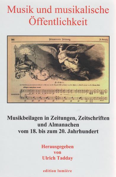 Musik und musikalische Öffentlichkeit. - Coverbild