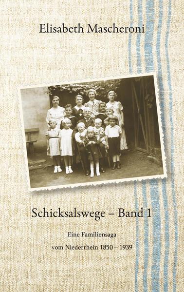 Schicksalswege – Band 1 - Coverbild