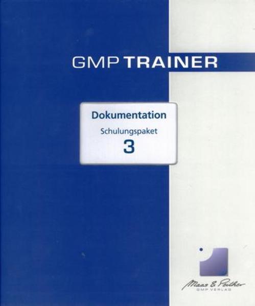 GMP-TRAINER - Coverbild