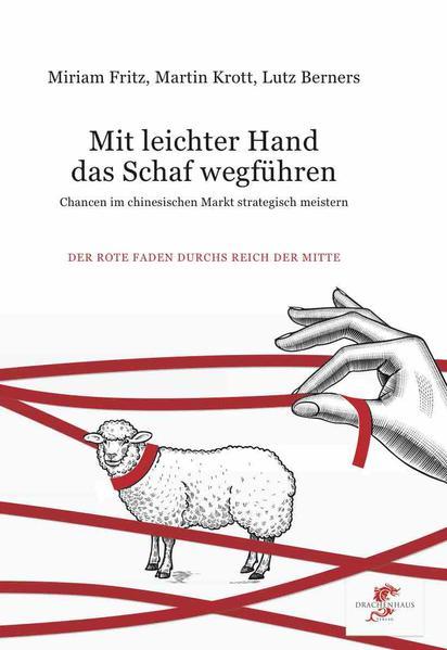 Mit leichter Hand das Schaf wegführen - Coverbild