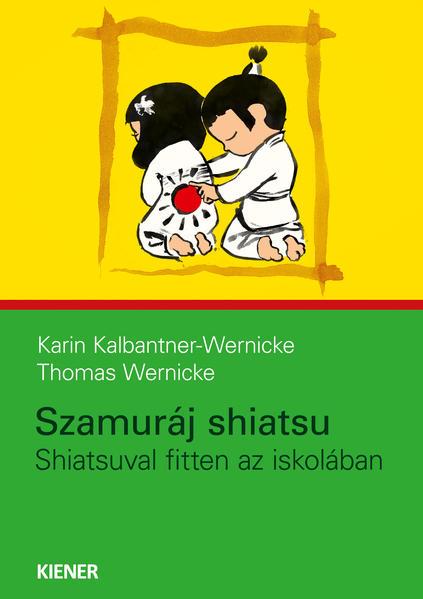 Szamuráj shiatsu - Coverbild