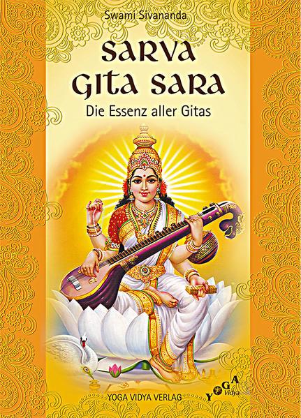 Sarva Gita Sara - Coverbild