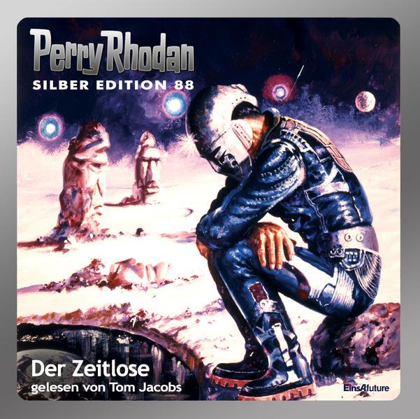 Perry Rhodan Silber Edition (MP3-CDs) 88 - Der Zeitlose - Coverbild