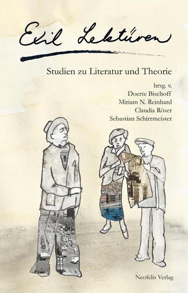Exil Lektüren - Coverbild