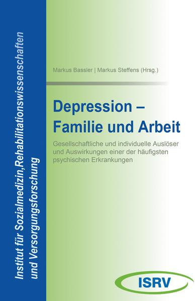 Depression - Familie und Arbeit - Coverbild