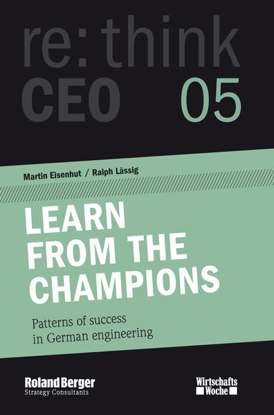 PDF Download LEARN FROM THE CHAMPIONS - re:think CEO edition 05