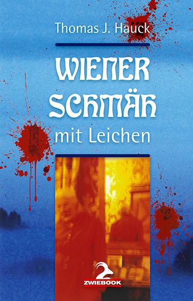 Wiener Schmäh mit Leichen - Coverbild