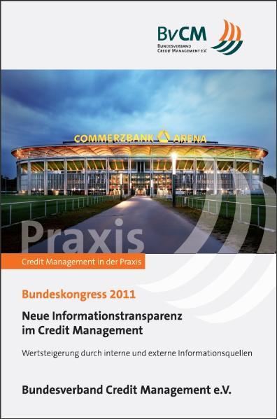 Neue Informationstransparenz im Credit Management - Coverbild