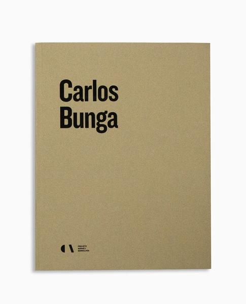 Carlos Bunga - Coverbild
