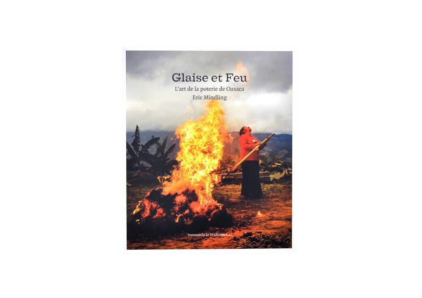 Glaise et Feu - Coverbild