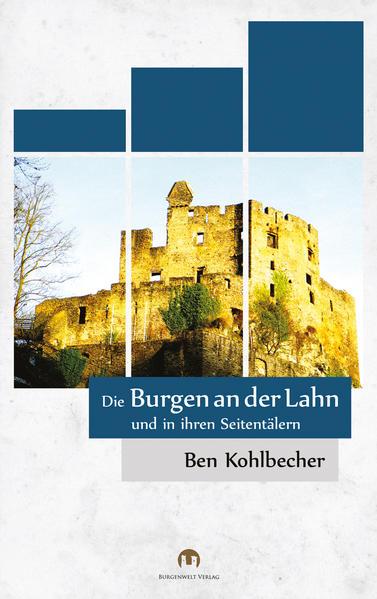 Die Burgen an der Lahn - Coverbild