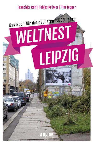 Weltnest Leipzig - Coverbild