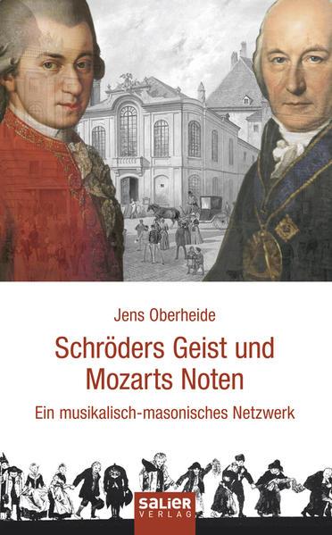 Schröders Geist und Mozarts Noten - Coverbild