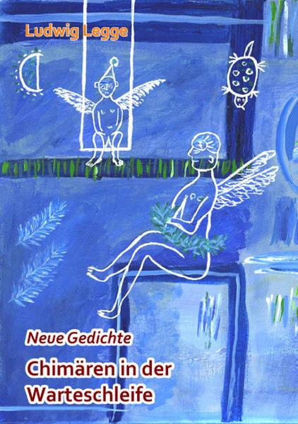 Chimären in der Warteschleife - Coverbild