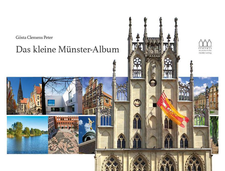 Das kleine Münster-Album - Coverbild