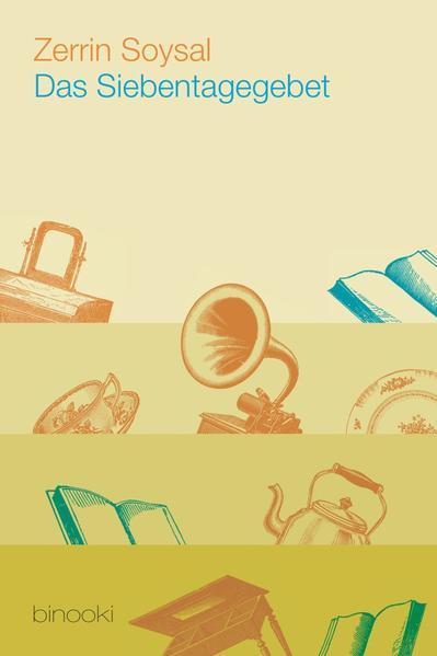 Das Siebentagegebet - Coverbild