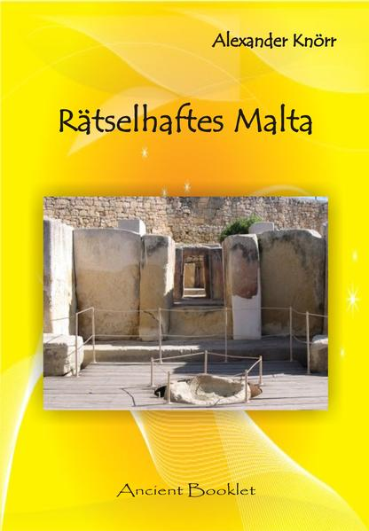Rätselhaftes Malta - Coverbild
