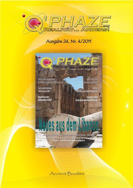 Q'Phaze - Realität… anders! 24 - Coverbild