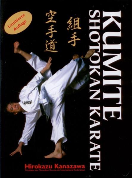 Shotokan Karate Kumite - Coverbild