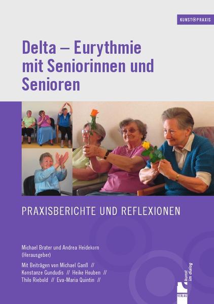 Delta - Eurythmie mit Seniorinnen und Senioren - Coverbild