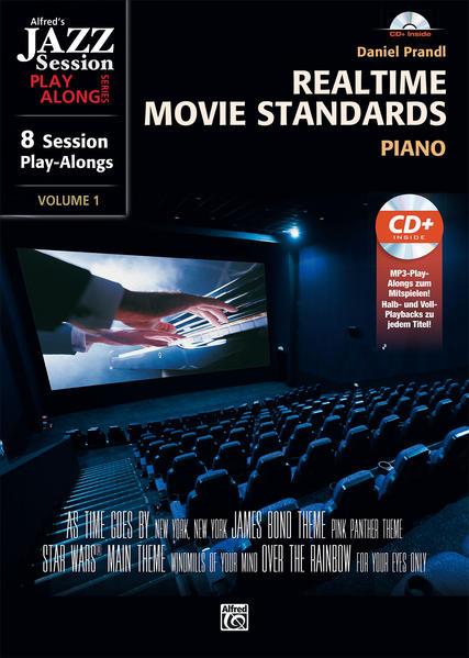 Realtime Movie Standards / Realtime Movie Standards – Piano - Coverbild