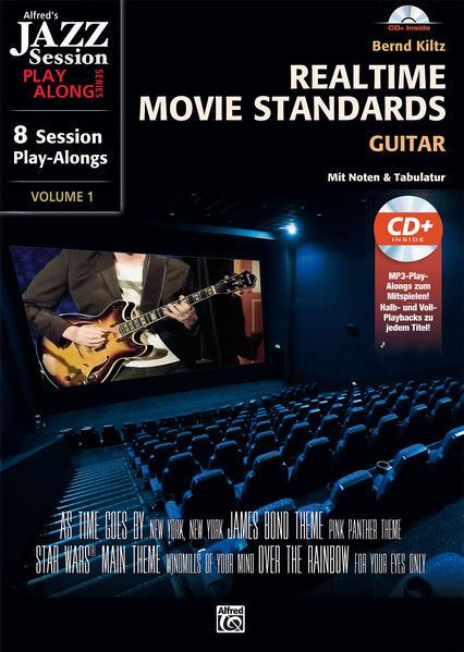 Realtime Movie Standards / Realtime Movie Standards – Guitar - Coverbild
