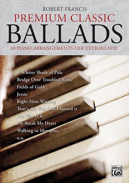 Premium Classic Ballads - Coverbild