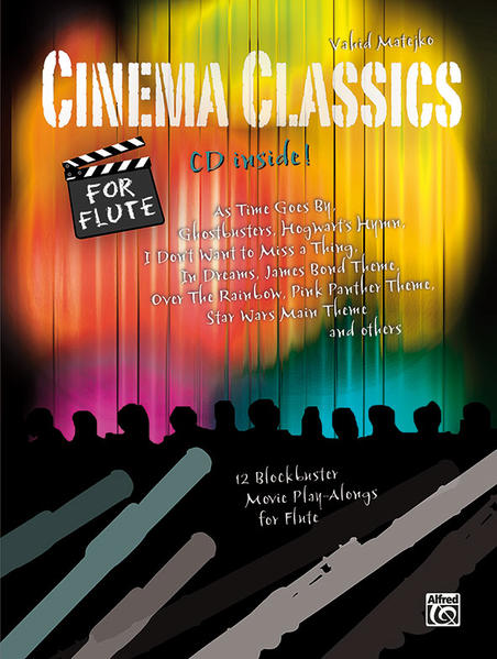 Cinema Classics / Cinema Classics for Flute - Coverbild