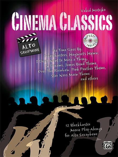 Cinema Classics / Cinema Classics for Alto Sax - Coverbild