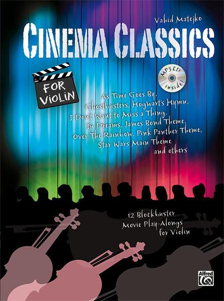 Cinema Classics / Cinema Classics for Violin - Coverbild