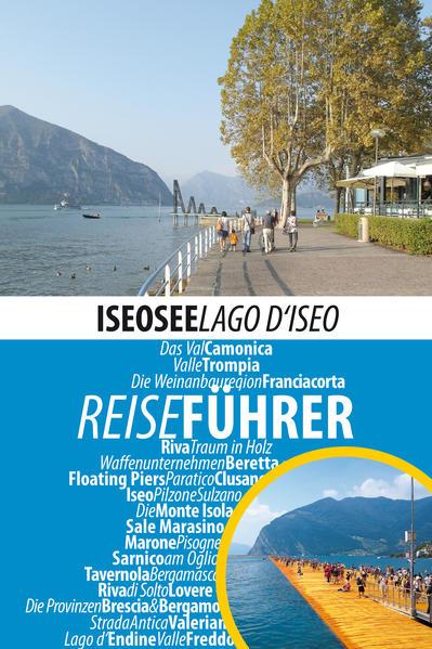 «Reiseführer Iseosee - Lago d'Iseo»: 978-3943663143 EPUB MOBI