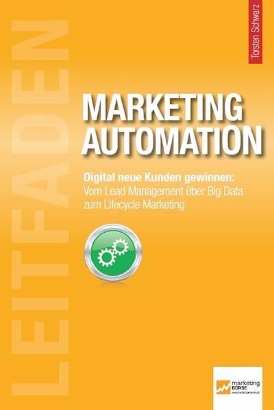 Leitfaden Marketing Automation - Coverbild