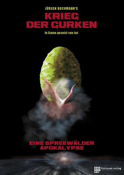 Krieg der Gurken - Coverbild