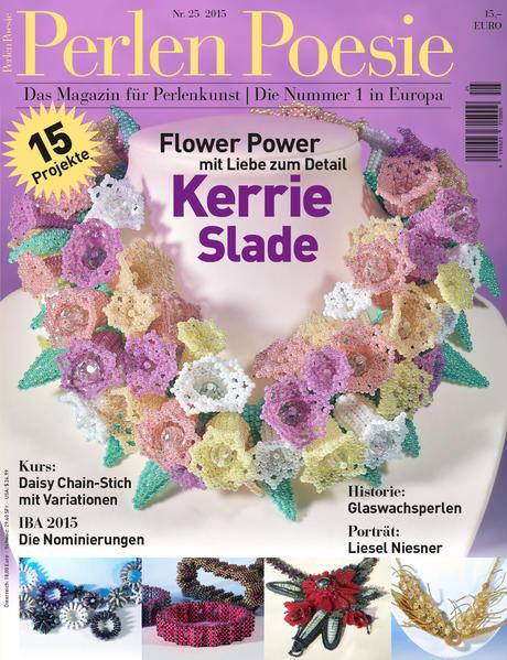 Perlen Poesie 25 (deutsch) - Coverbild
