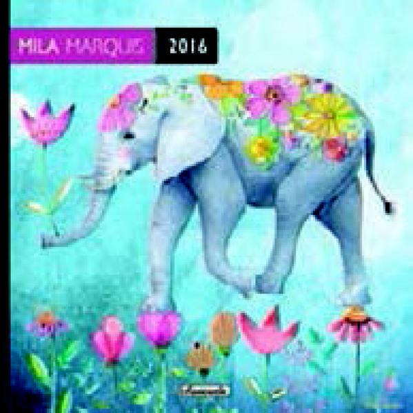 Aquarupella: Mila Marquis, 2016 - Coverbild