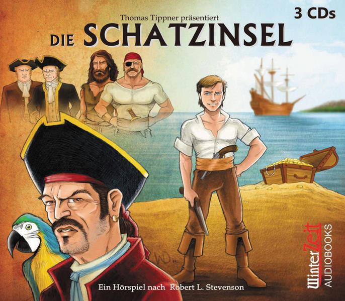 Die Schatzinsel - Coverbild