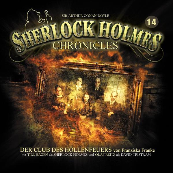 Sherlock Holmes Chronicles 14 - Coverbild