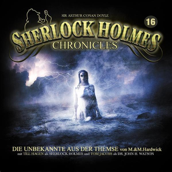 Sherlock Holmes Chronicles 16 - Coverbild