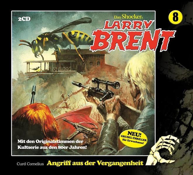 LARRY BRENT - Coverbild