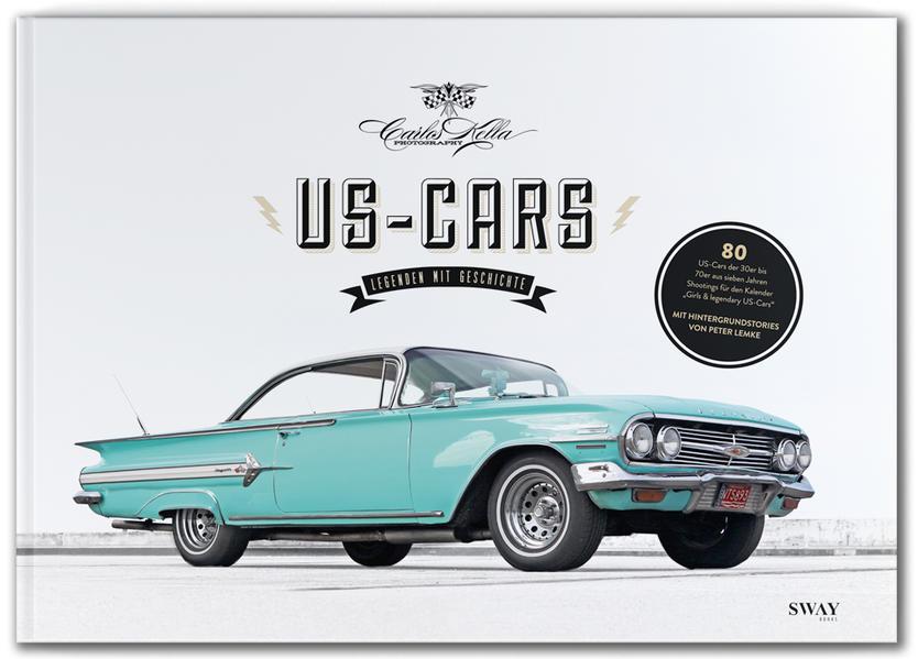 US-CARS – Legenden mit Geschichte - Coverbild