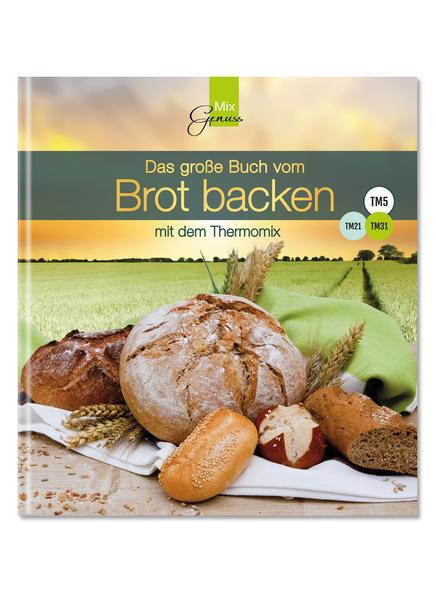 Das große Buch vom Brot backen - Coverbild