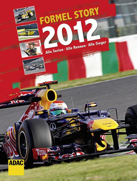 Formel Story 2012 - Coverbild