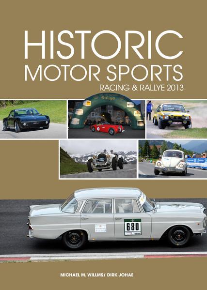 Historic Motor Sports Racing & Rallye 2013 - Coverbild