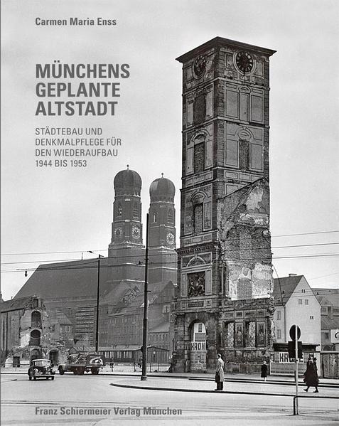 Münchens geplante Altstadt - Coverbild
