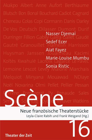 Scène 16 - Coverbild